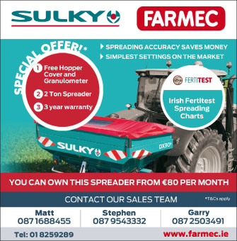 Sulky ad offer 2018